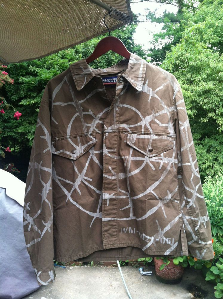 Junya Watanabe man comme des garcons jacket barb wire