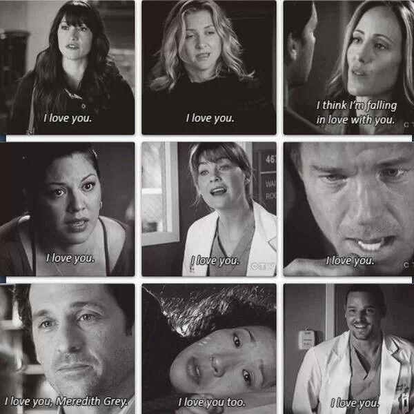 GreyS Anatomy Im Tv