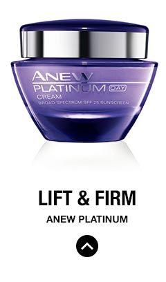 Avon Anew Platinum