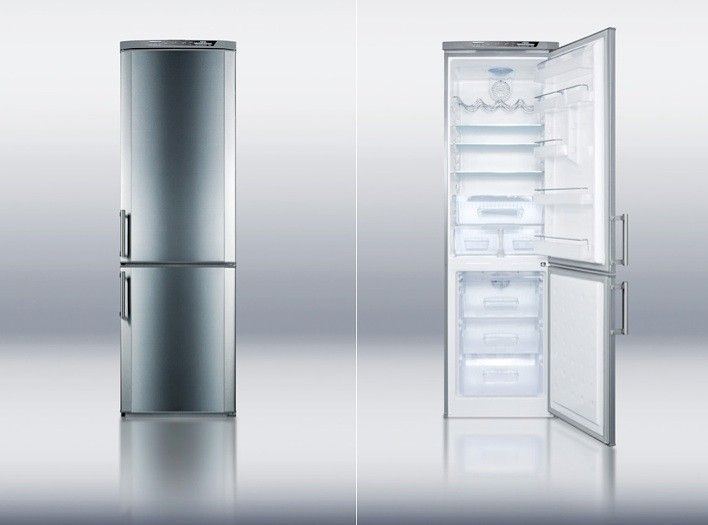 Summit FFBF171 Counter-Depth Bottom-Freezer Refrigerator | Door ...