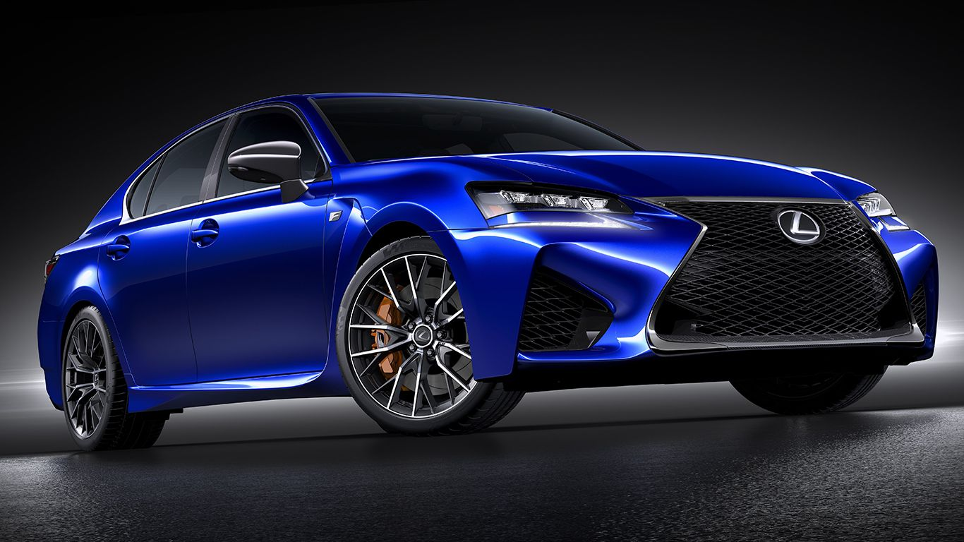 The hottest performance cars from Detroit 2015 New lexus