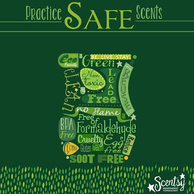 Practice Safe Scents!