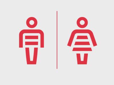 Toilet Icons Toilet Icon Signage Design Toilet Logo
