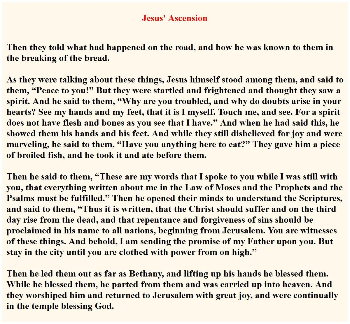 Story About Love In The Bible