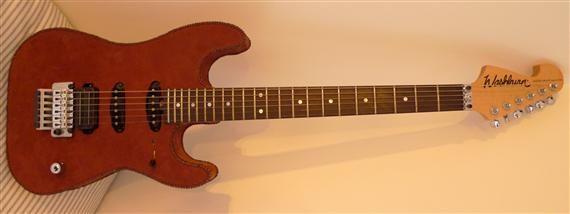 Washburn    USA Nuno    Bettencourt    HIP TODAY video    guitar    N4