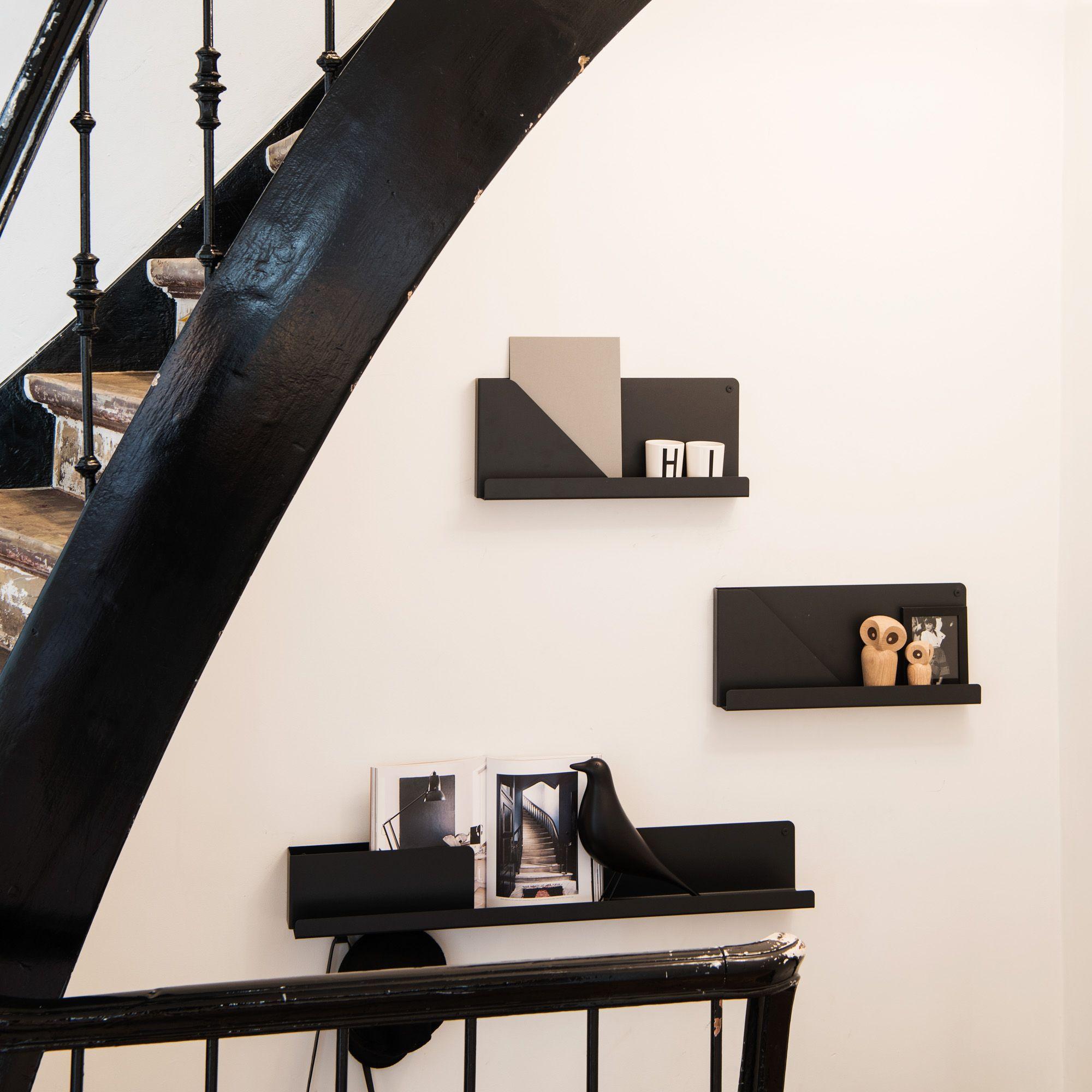 Muuto FOLDED shelves by Johan van Hengel at Mobilia
