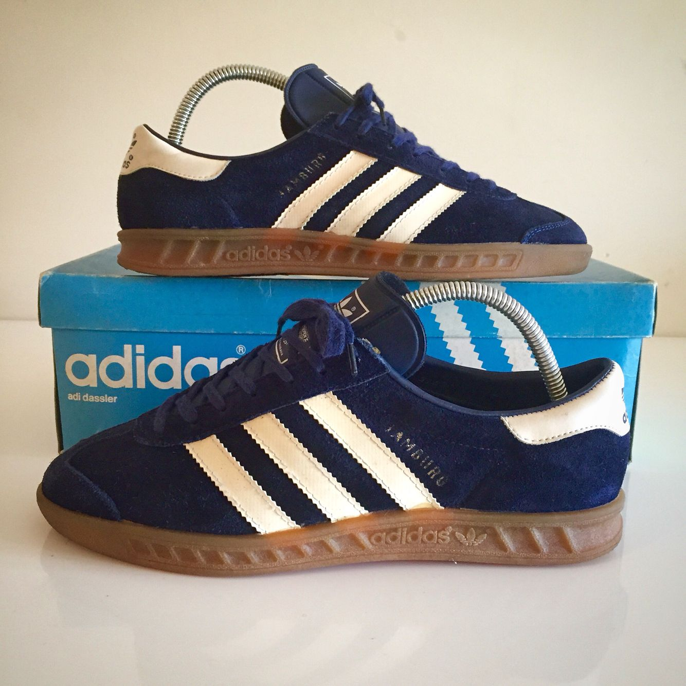 In YugoslaviaShoes Adidas Hamburg 1982 Made 2019 CxBoQderW