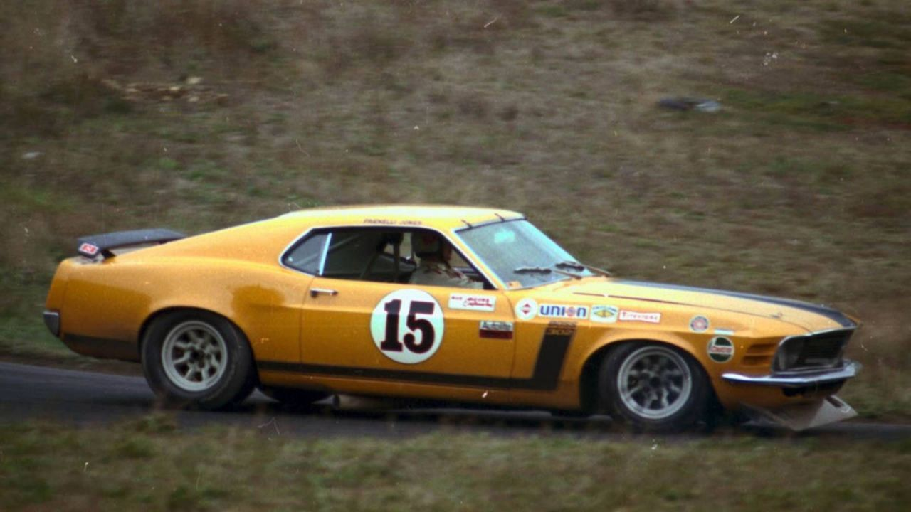 This is a safe choice to start this list. The Boss 302