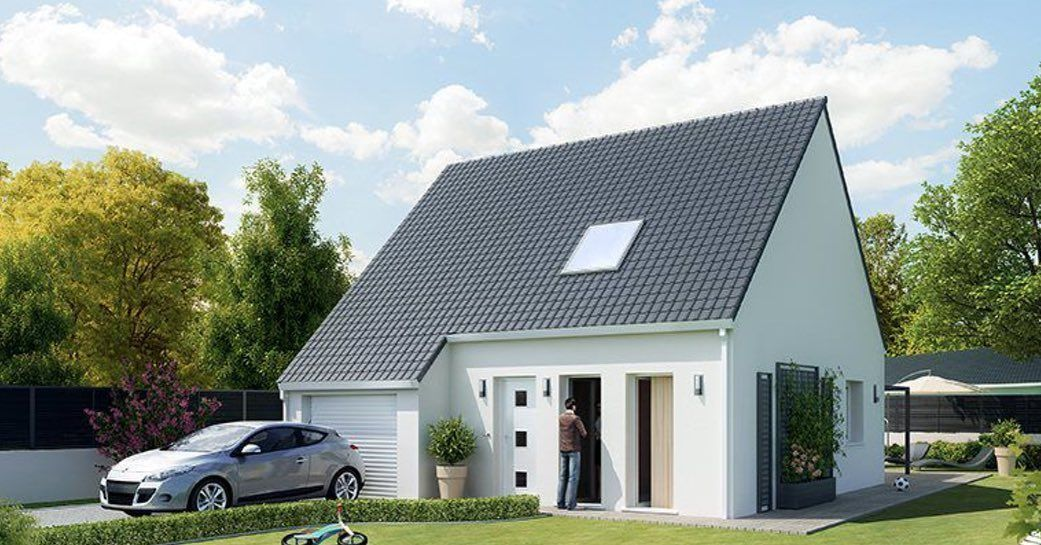 Projet De Construction D Une Maison De 113 M2 Utiles En Clos