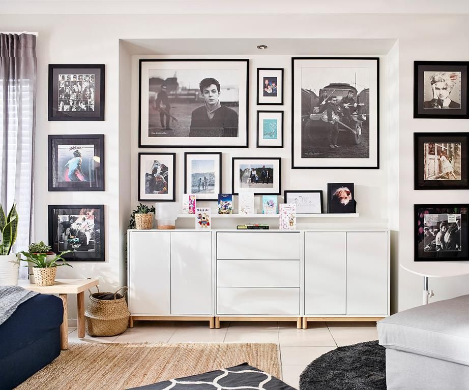 Pin by Alla on Ikea Living room and bedroom combo