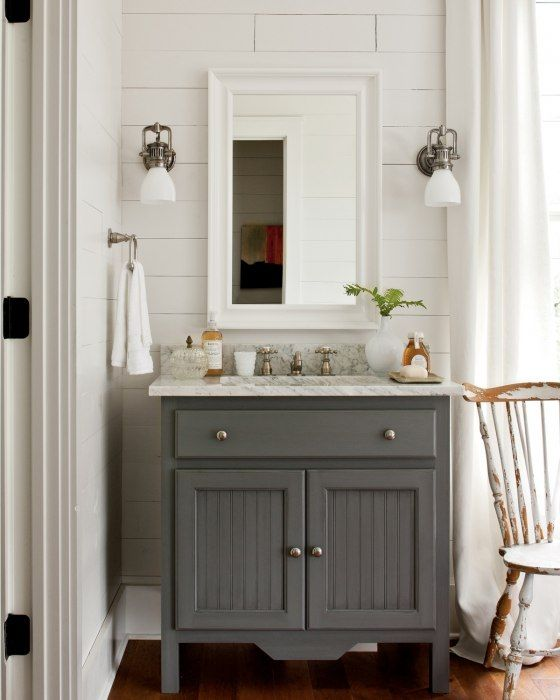 Farmhouse Bathroom Sconces