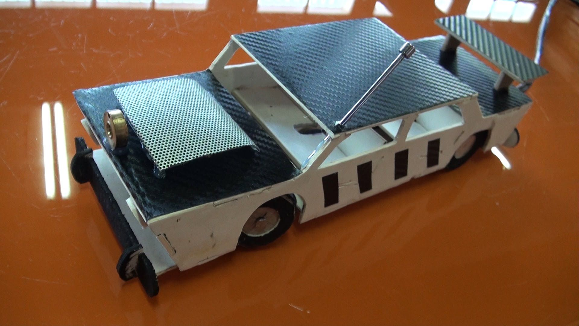 Como hacer un Coche electrico con dirección   Robotiza-2 ...