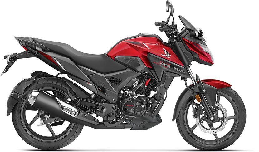 Honda X Blade Very Silently Launched In India Honda Bikes Honda