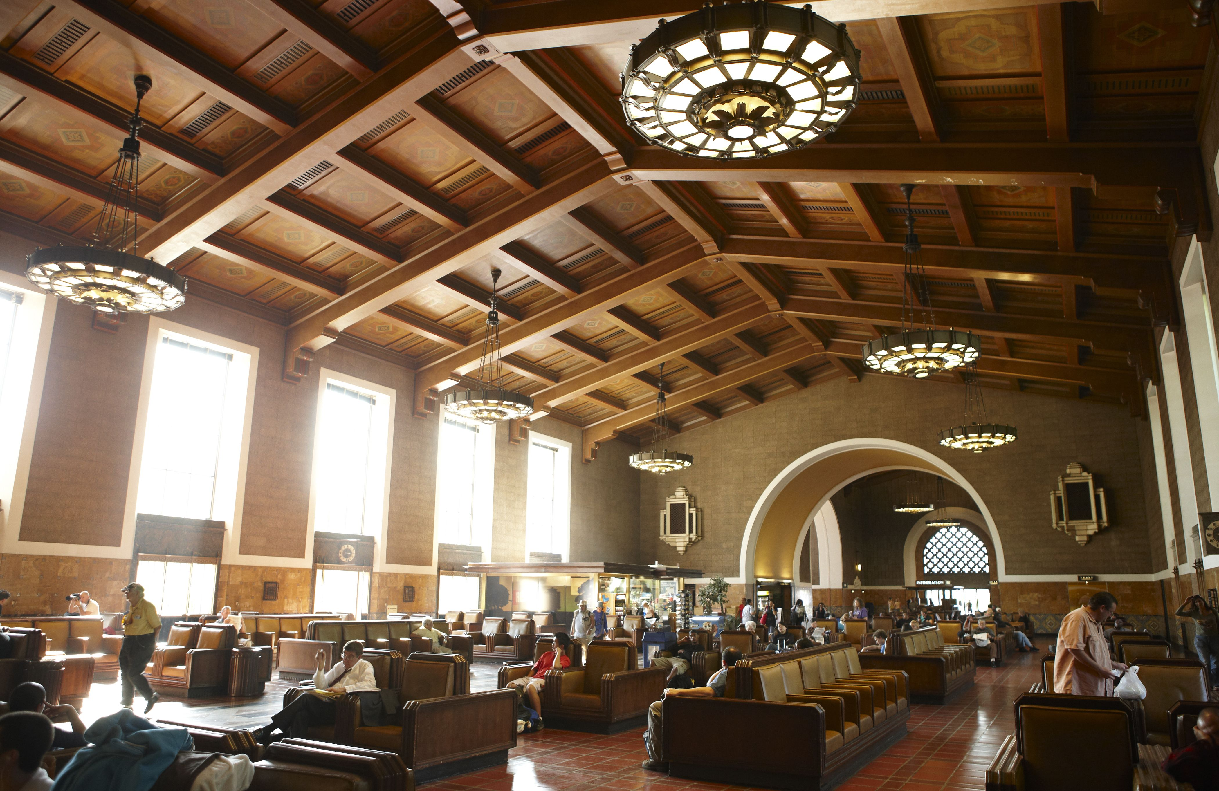 Los Angeles Train Station Travel Travelinspiration Travelphotography Losangeles Ylp100bestof Wanderlust Train Station Travel Inspiration Union Station