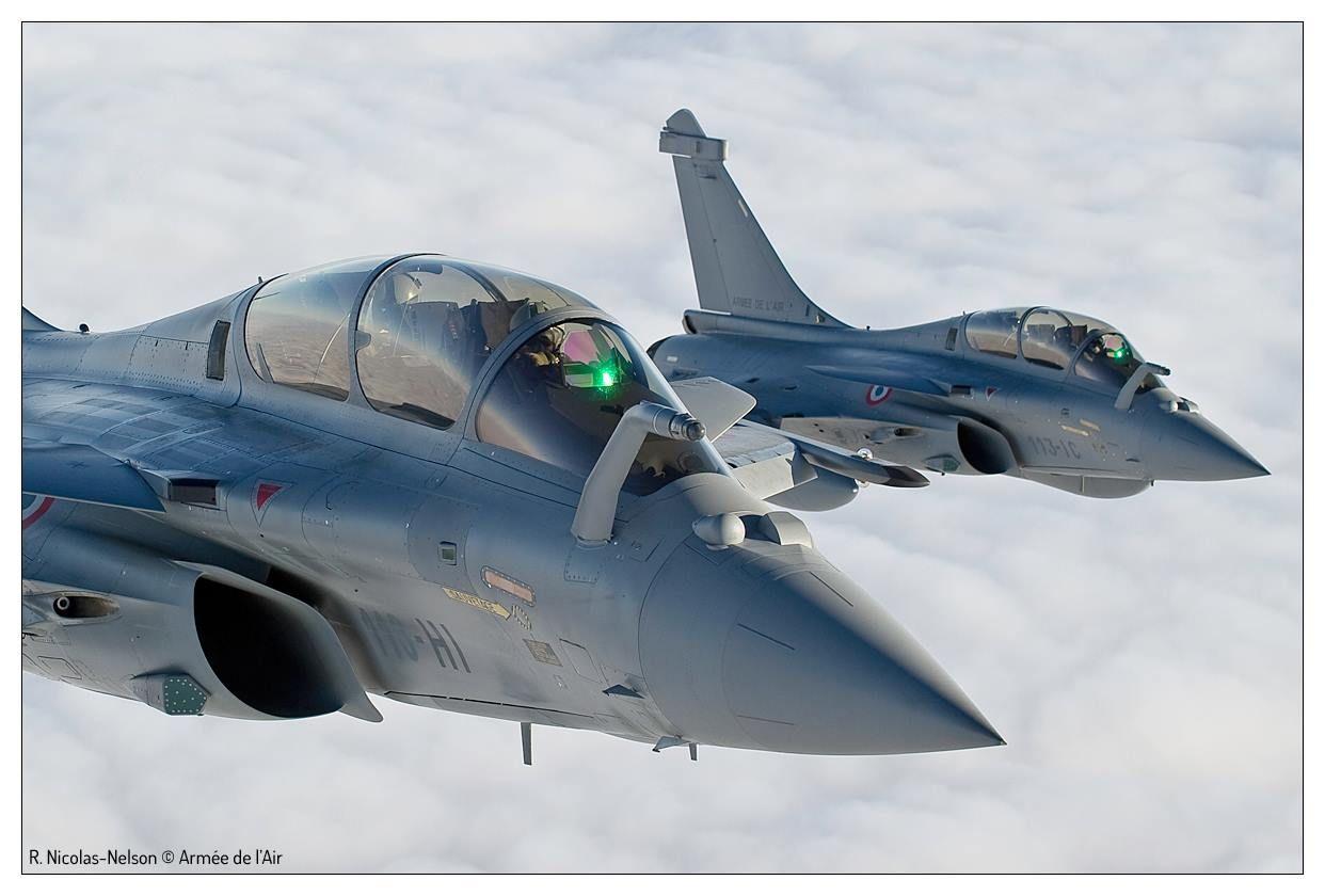 Rafale B - armée de l'Air (France)