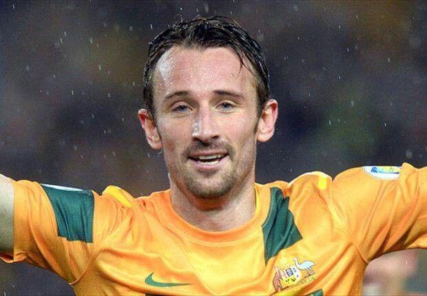 Josk Kennedy autor del gol de Australia en el mundial de Brasil 2014
