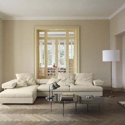 Popular Gray Sherwin Williams 6071 With Images Contemporary Chic Living Room Contemporary Living Room Floor Design