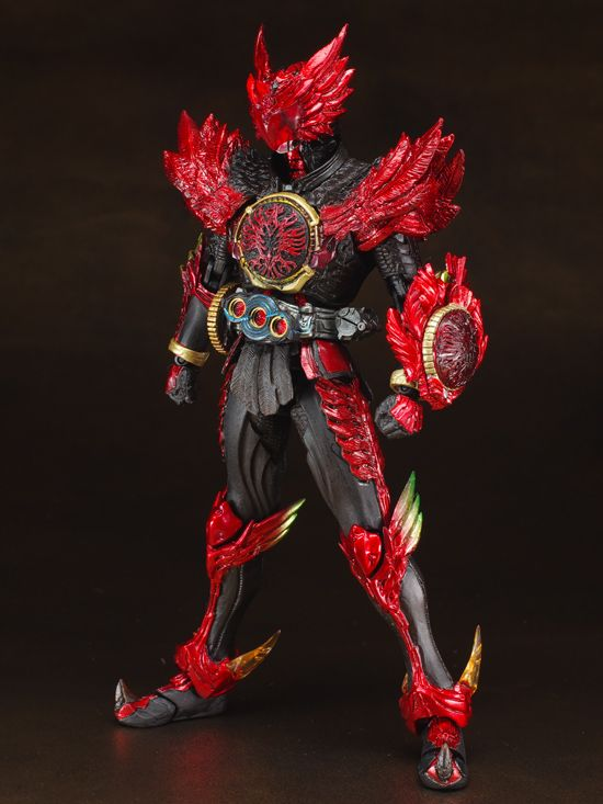 S I C Kamen Rider OOO Tajadol | Wishlist | Kamen rider ooo, Kamen