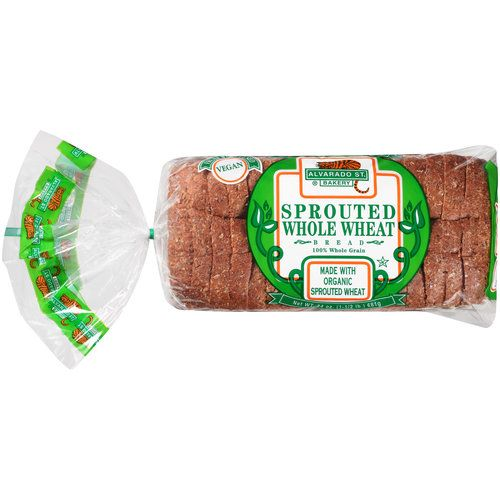 Sprouted Whole Grain Bread Walmart
