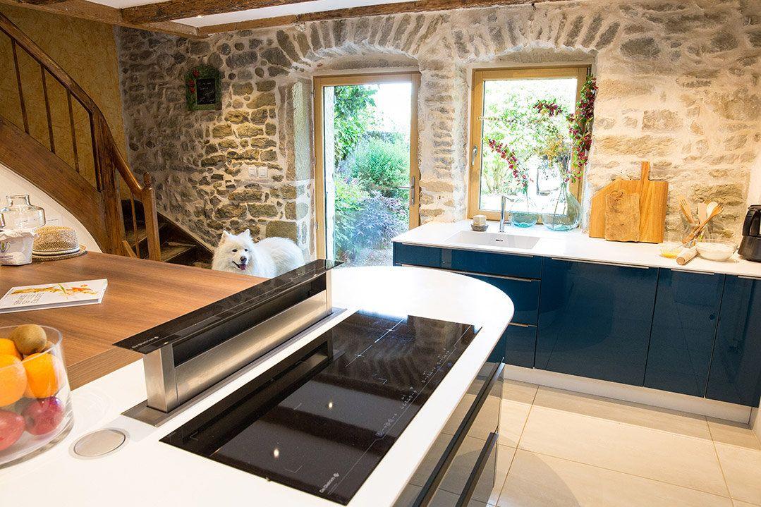 plus de photos 4a149 dc18d La cuisine de Geneviève et Jean-Paul | Reportage chez ...