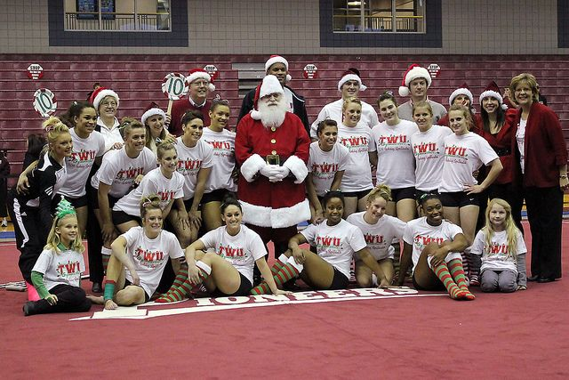 Check out the Reindeer Games in Cedar Rapids