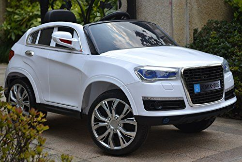 audi style 12v battery operated ride on toy cars for kidsbig