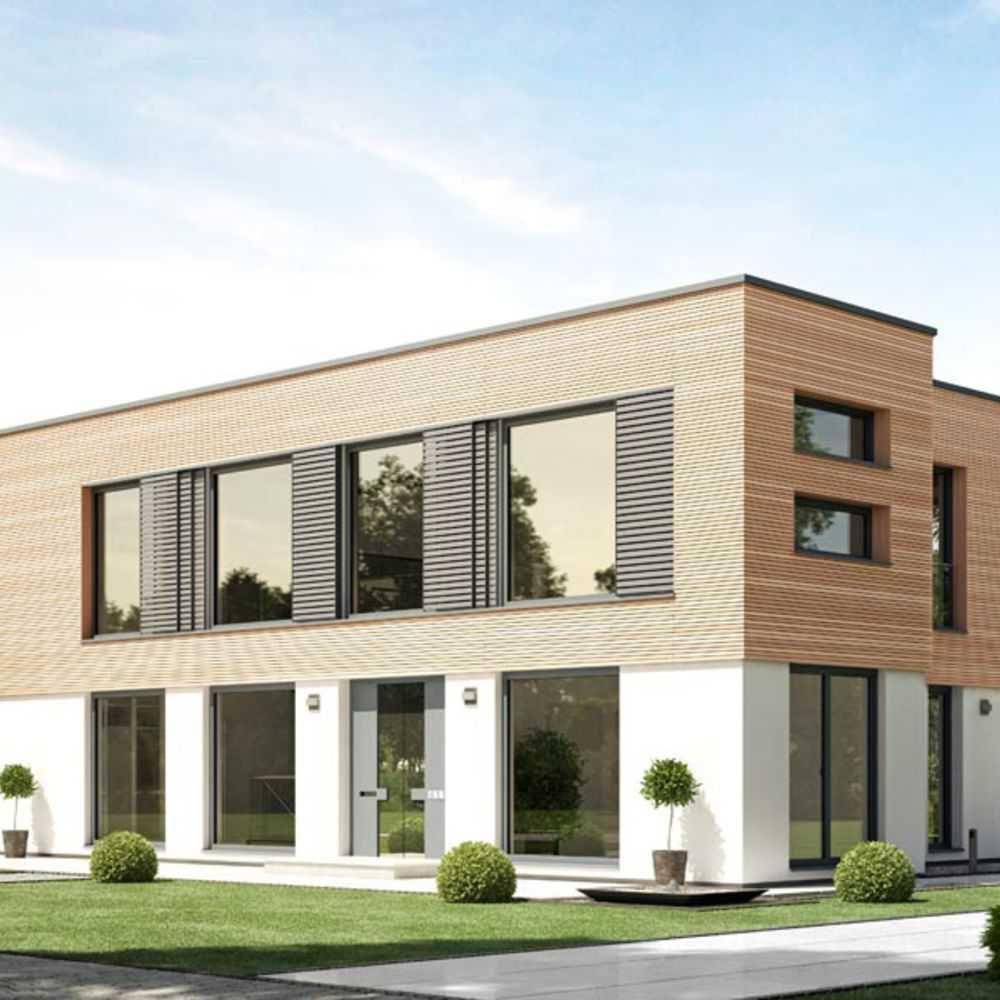 Bien Zenker - Fertighaus - Concept-M | family home | Pinterest ...