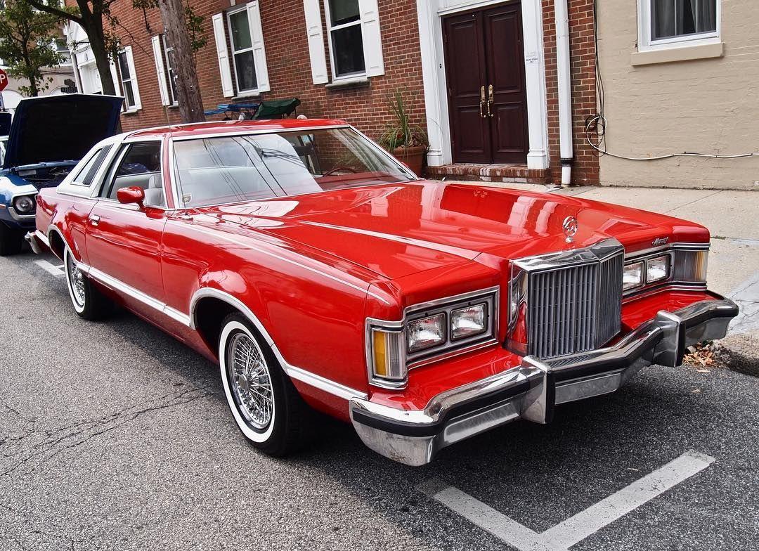 Pin On Mercury Cougar 1974 79