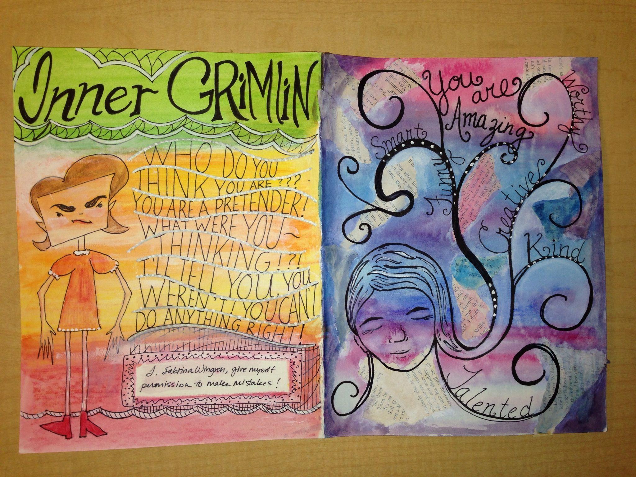 Gremlin Positive Affirmations Lesson Sabrina Wingren
