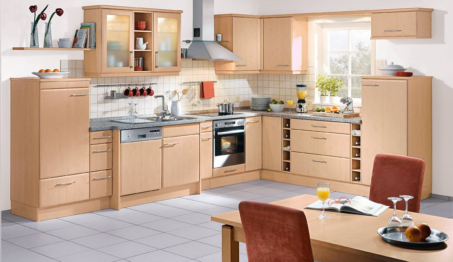 klassische Küche Holzoptik   klassische Küchen   Pinterest   Küche ...