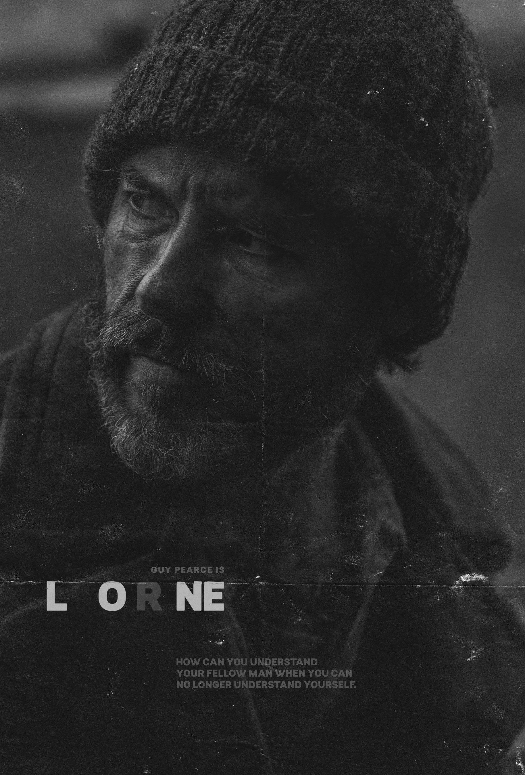 Lorne (2015) Film Poster Thriller movies, Film posters