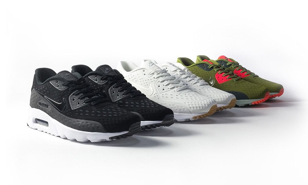 reputable site 70958 8f840 NIKE AIR MAX 90 ULTRA BR PACK