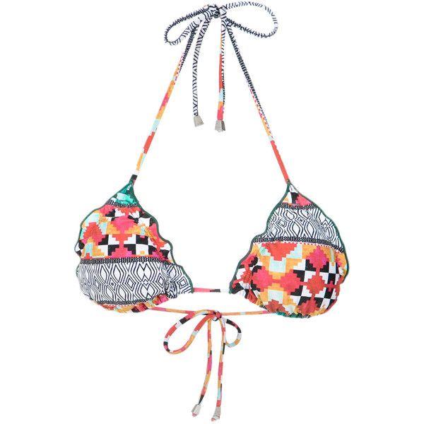 printed bikini top - Multicolour Lygia & Nanny Online Cheap Cost knvXZH