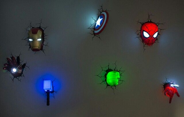 Marvels  wall decors also gadgets pinterest decor and rh