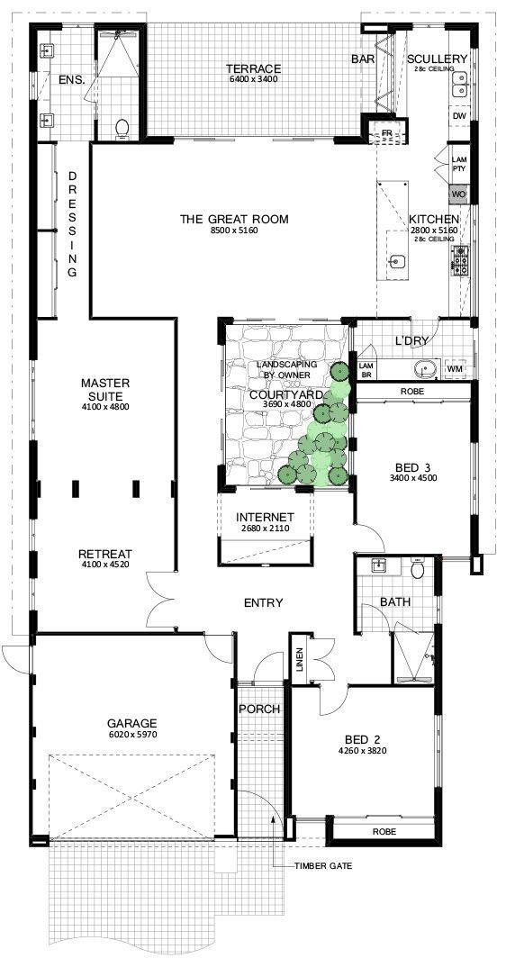 Modern Luxury Home Designs Perth