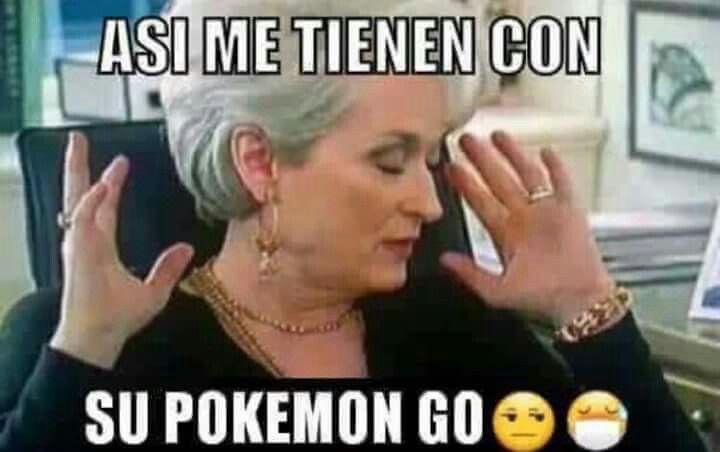 Pokemon Go I Started A Joke Spanish Humor Humor