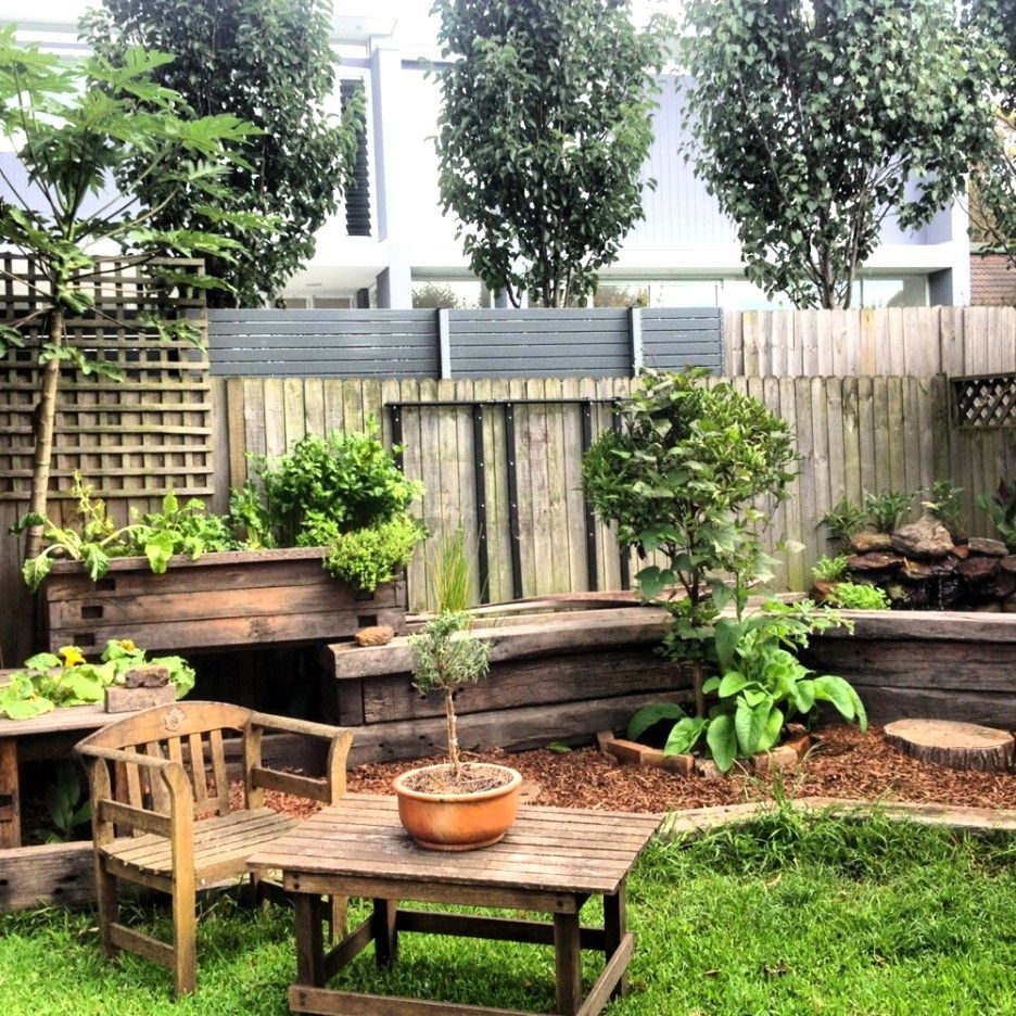 Small Urban Backyard Design Ideas General Kid Friendly
