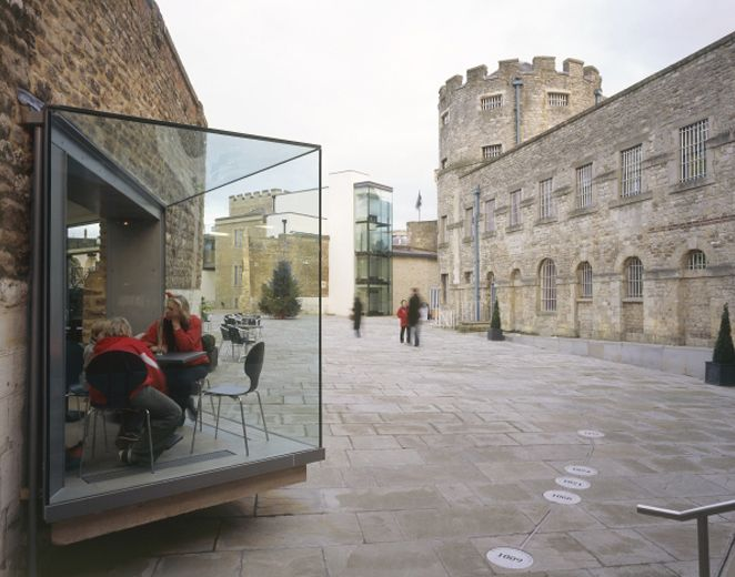 Modern Architecture Oxford oxford castle projectpanter hudspith architects | 2-1/ design