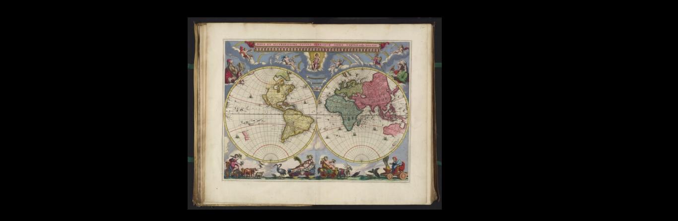 Blaeu Atlas Maior, 1662