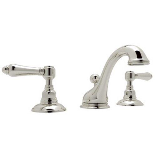 Rohl RA1408LMPN2 Country Bath 8\'\' Widespread Bathroom Faucet ...