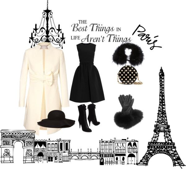 """Paris"" by pinkwhitelotus on Polyvore"