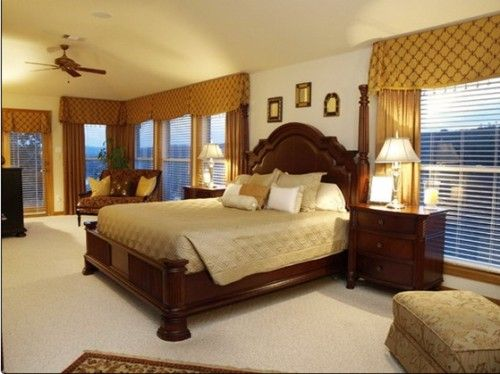 decorar dormitorios de madera estilo clsico