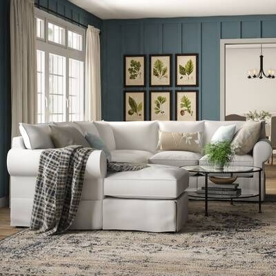 Leisure 121 Quot Sectional Living Room Designs U Shaped Sectional Furniture