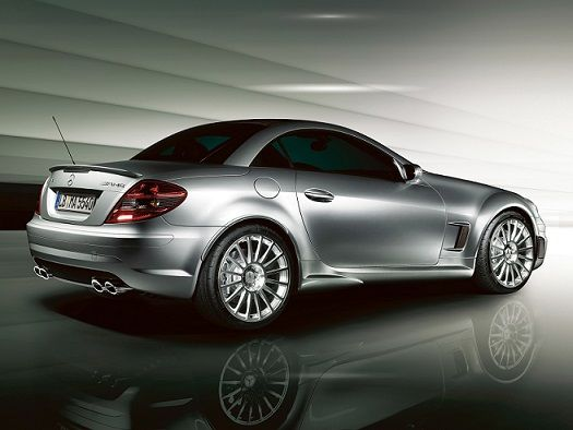 Mercedes Benz Slk 55 Amg Special Edition 2006 With Images
