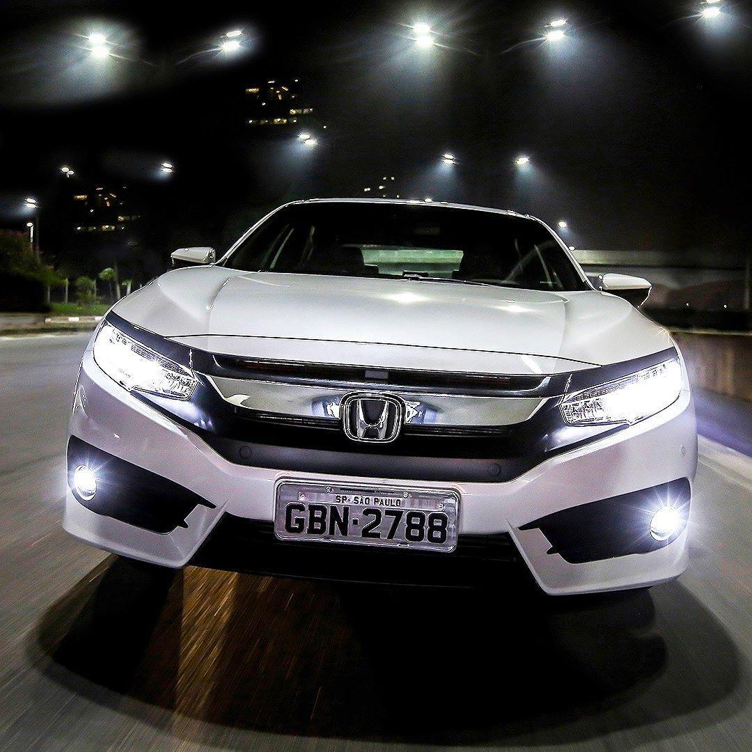 Honda Civic Touring 2017 marca japonesa no topo das