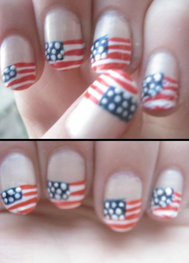 usa nails nail design ideas 2015 - Nail Design Ideas 2015