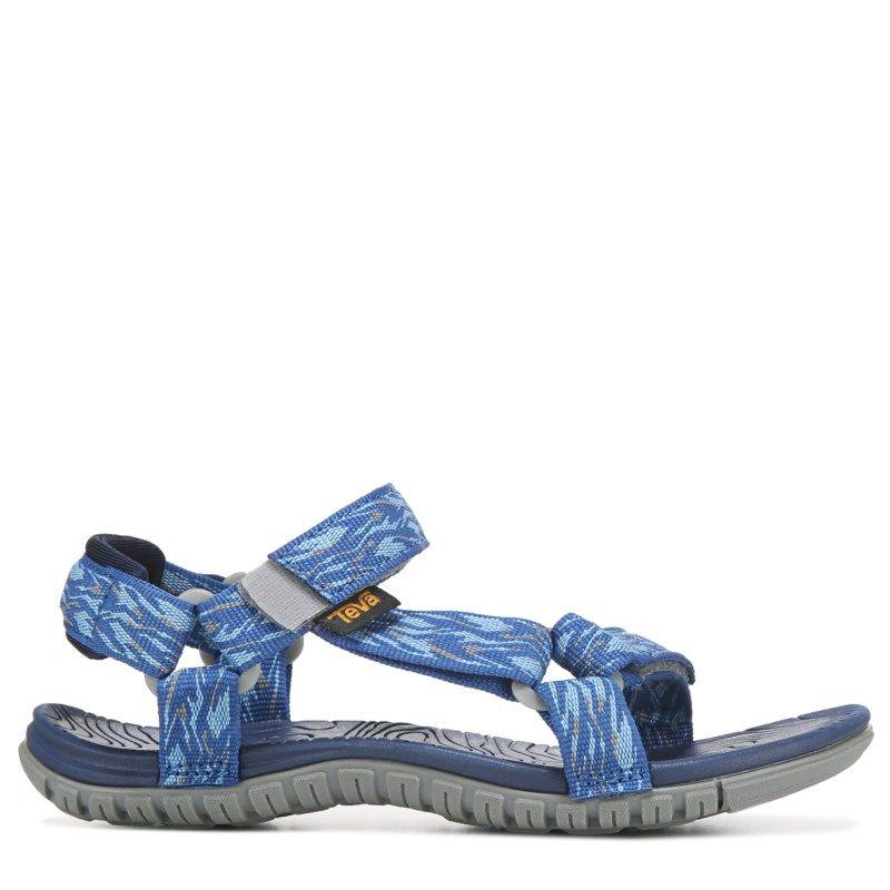 11bac700423a Teva Kids  Hurricane 3 Outdoor River Sandal Pre Grade School Sandals  (Ceramic Lapis