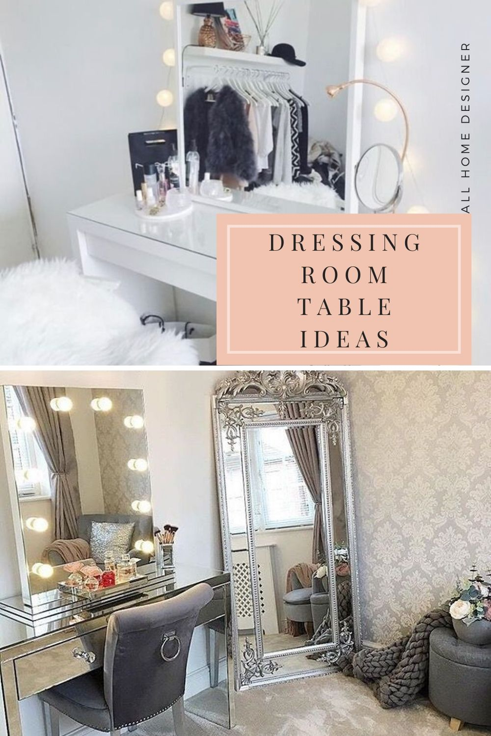 Perfect Dressing Table Ideas In 2020 Dressing Room Decor Dressing Room Design Perfect Dressing