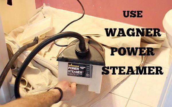 Wagner Wallpaper Steamer 705 Manual WallpaperSafari