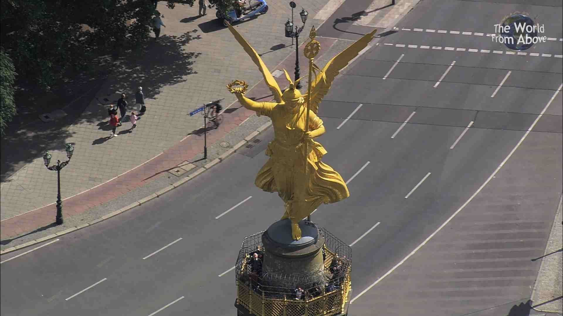 Berlin Germany From Above